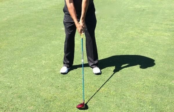 Dennis Clark ball position