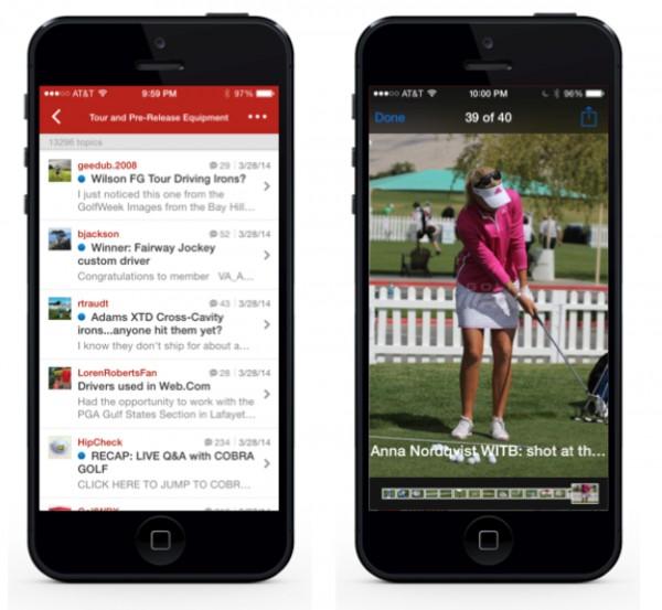 golfwrx golf app