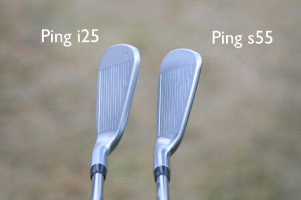 ping i-25 irons review