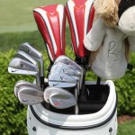 Rory McIlroy clubs