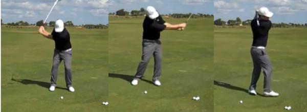 Golf-Walk-through-drill