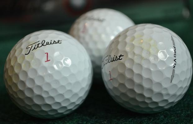 golf balls review:
