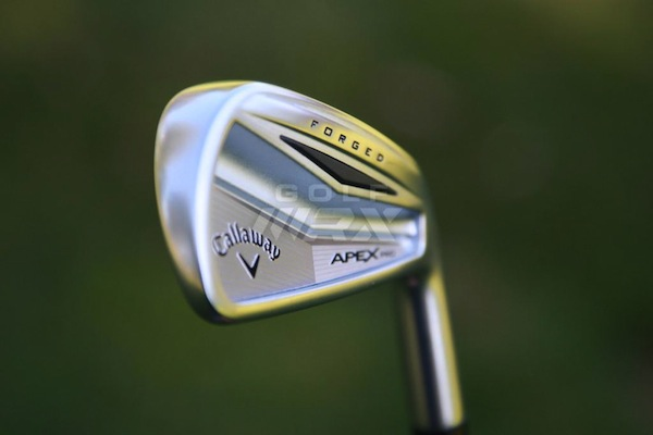 Callaway Apex Pro irons review