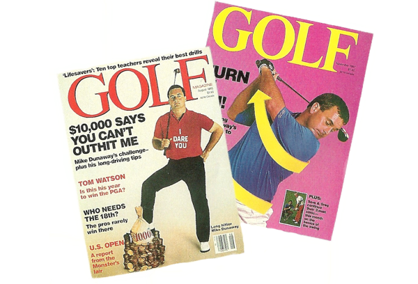 Mike-Dunaway-Golf-Magazine-Covers