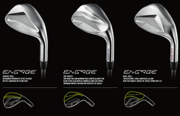 Nike 2015 Engage Wedges