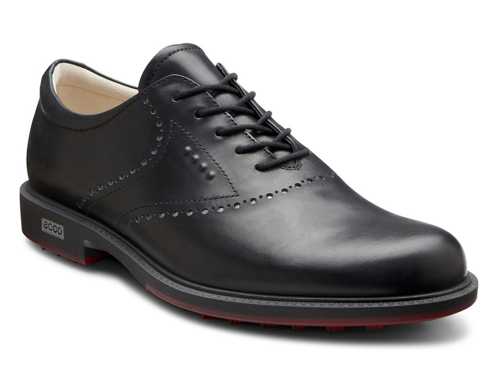 93886df63ec5 Ecco s Tour Hybrid HydroMax ( 190) are spikeless golf shoes that look like  traditional models.