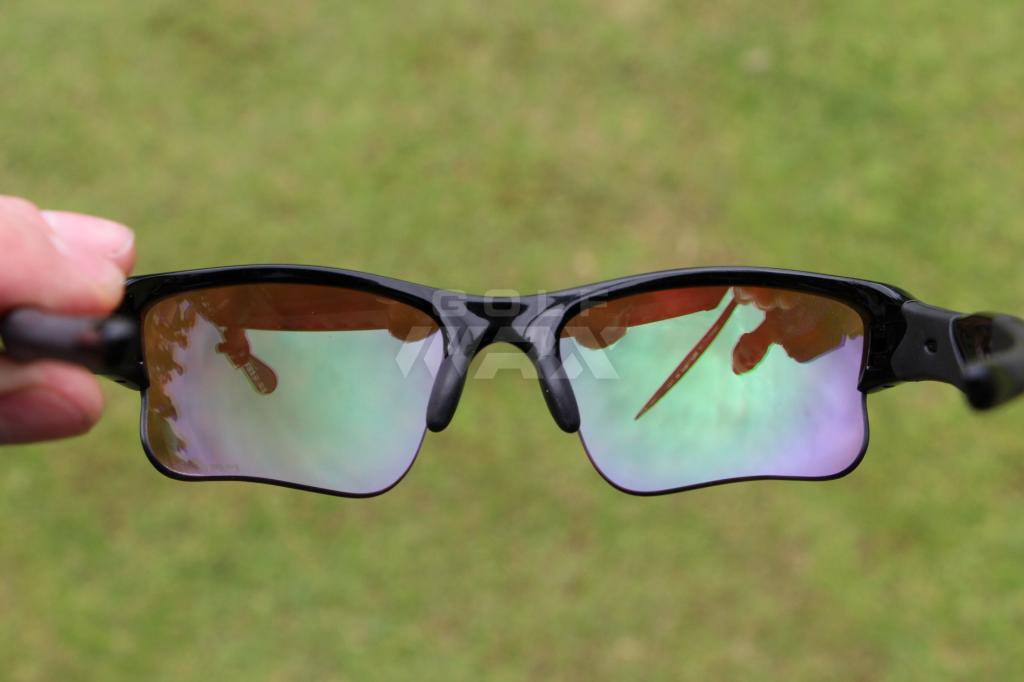 oakley prizm golf sunglasses review  oakley's prizm lens are designed to block specific wavelengths across the color spectrum to maximize color contrast. that helps elite marksmen in a shooting