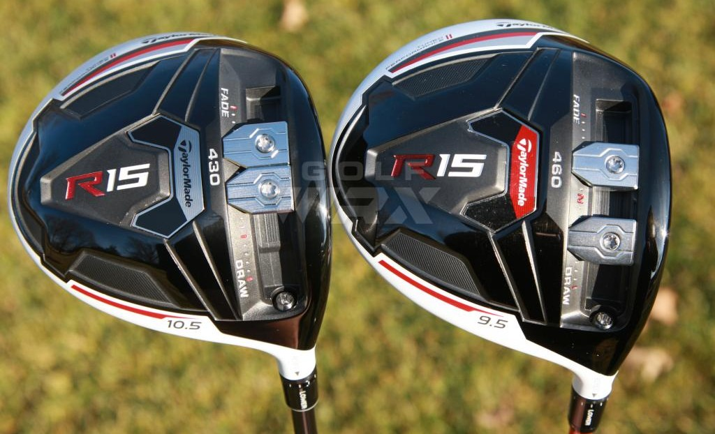 4224e5b7cf8 Review  TaylorMade R15 460 and R15 430 Drivers – GolfWRX