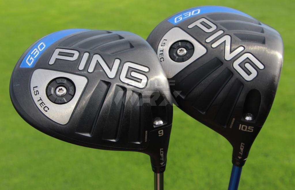 ping g30 iron specs