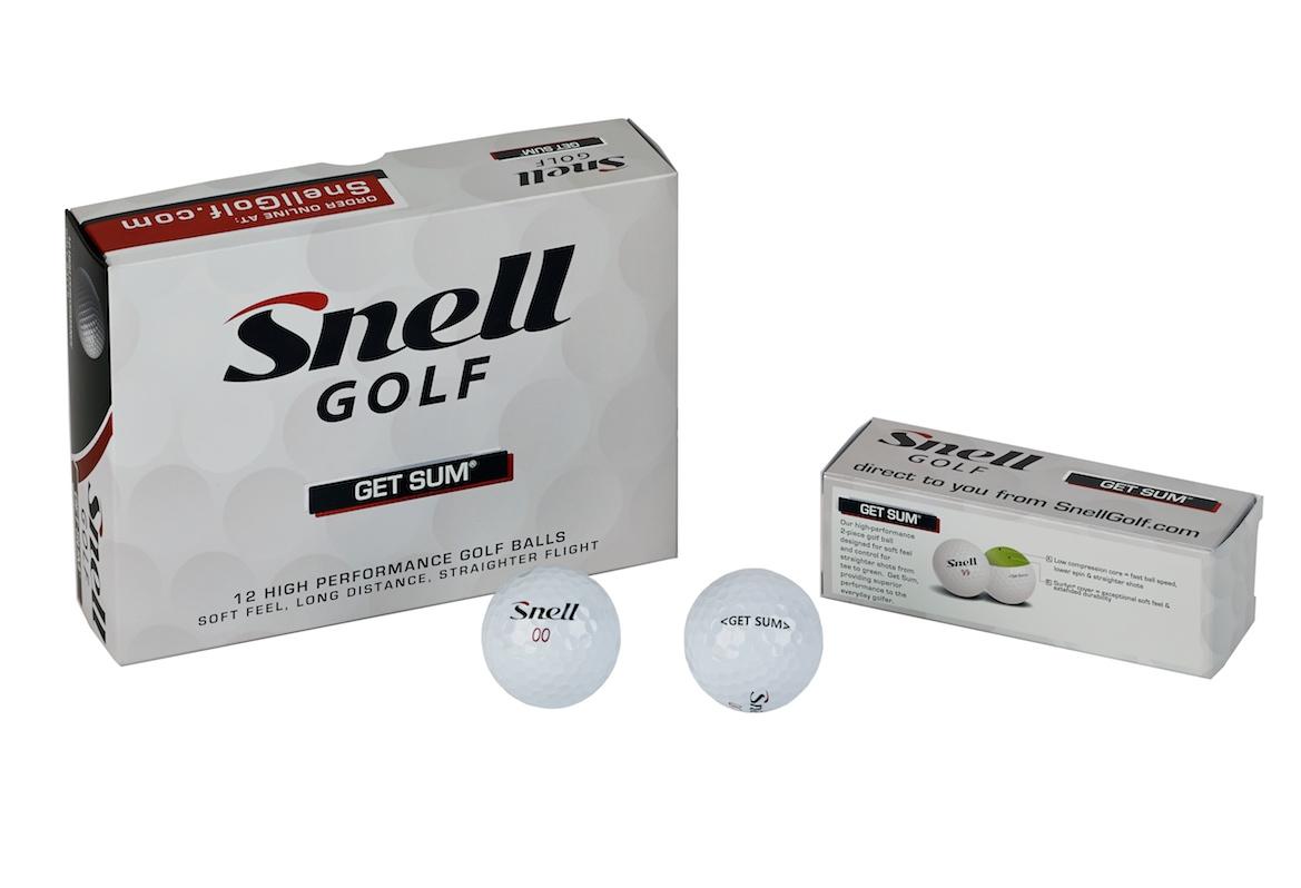 Get Sum - box, sleeve, & ball