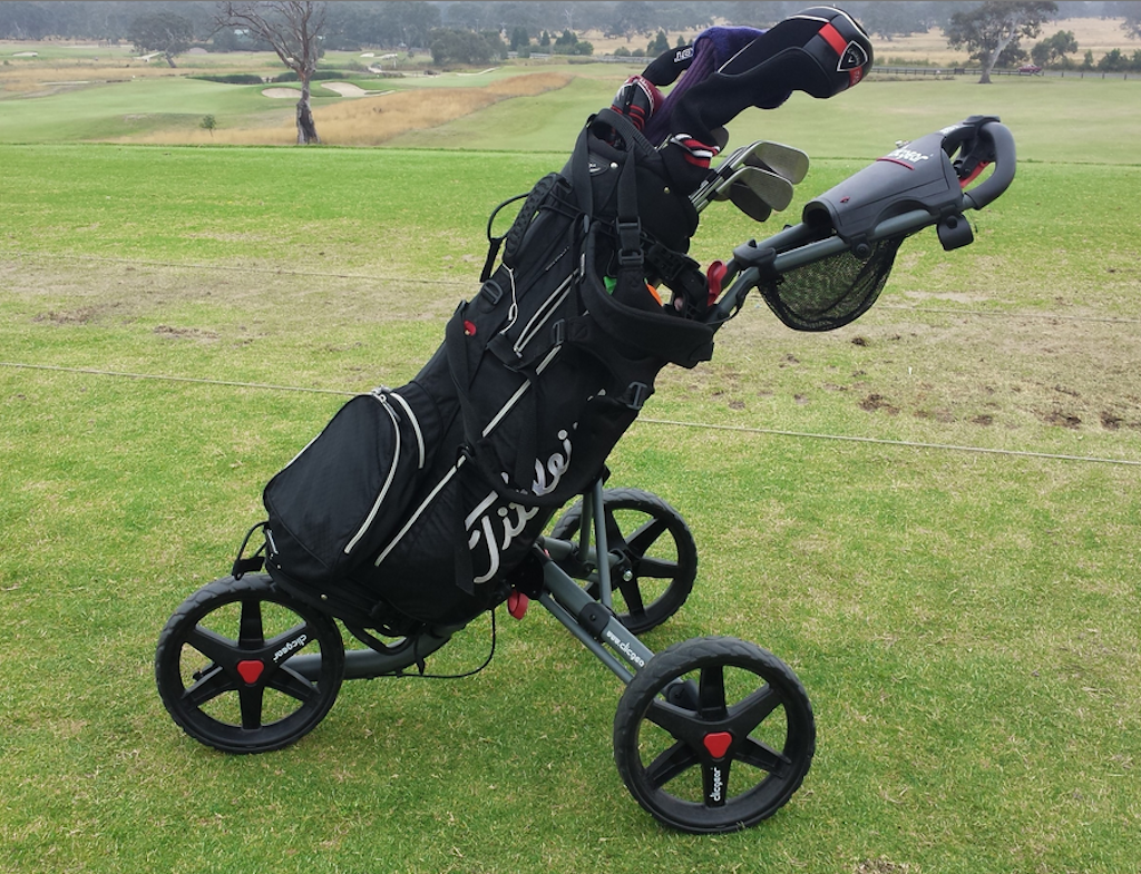 The GolfWRX Guide to Purchasing a Push Cart – GolfWRX