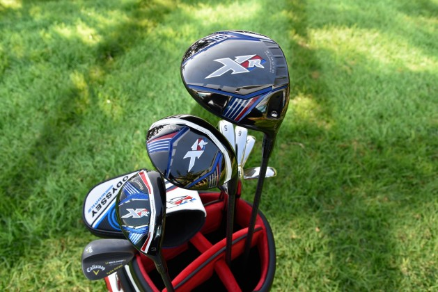 Callaway XR Drivers, Fairway Woods and Hybrids