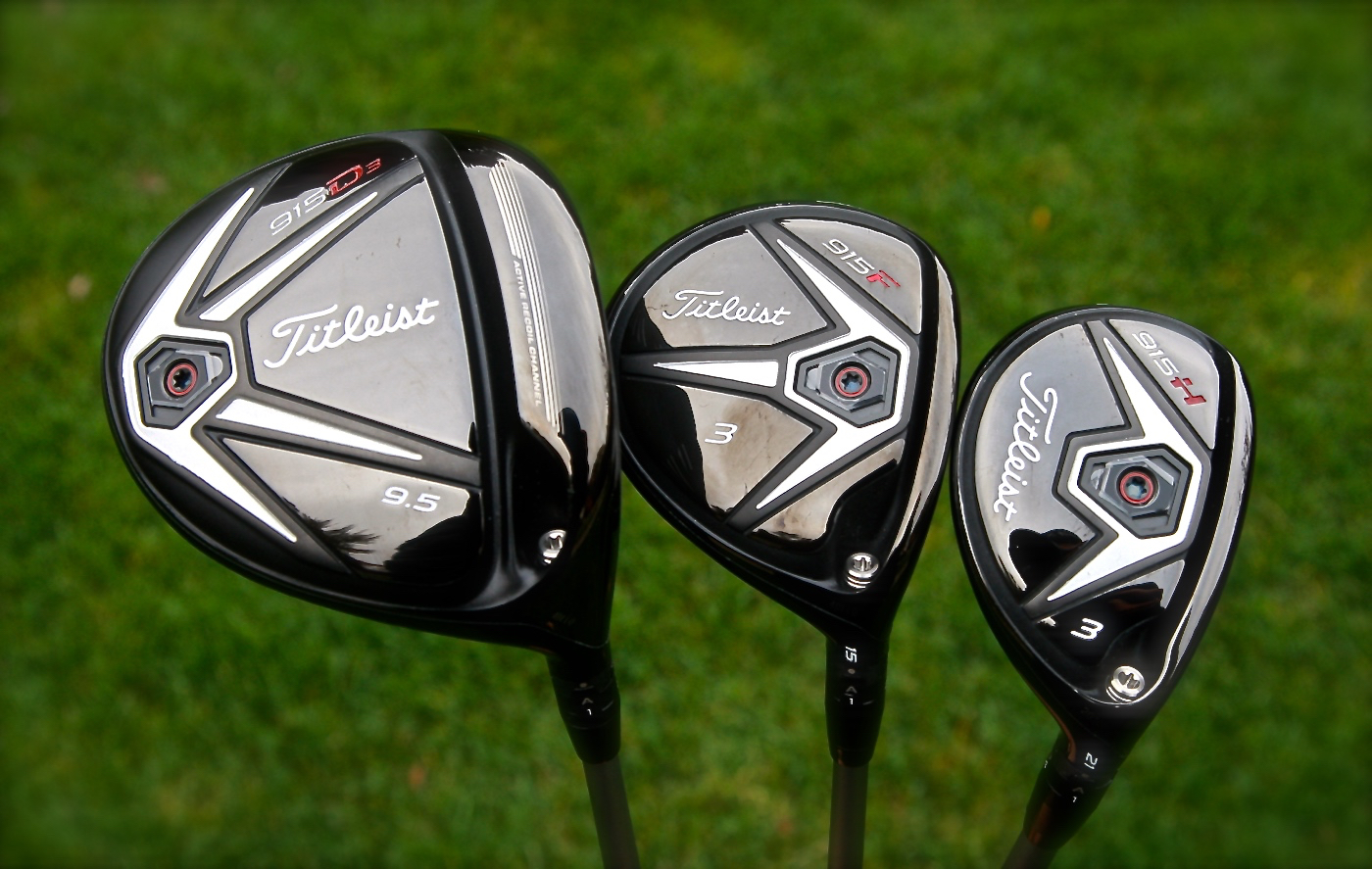 Review Titleist 915h And 915hd Hybrids Golfwrx