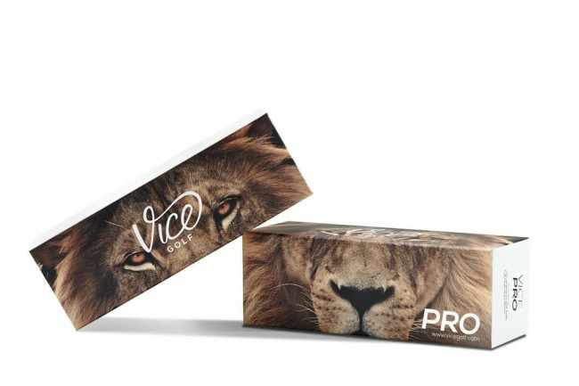 Vice Golf Pakaging