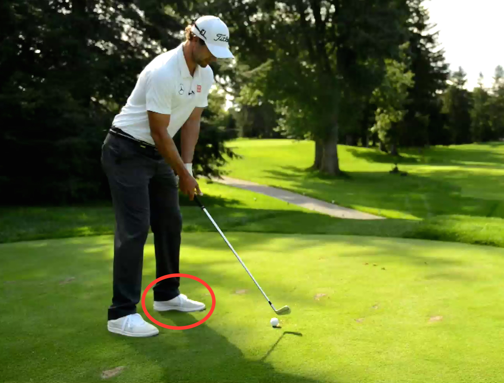 5 simple drills for common golf swing flaws