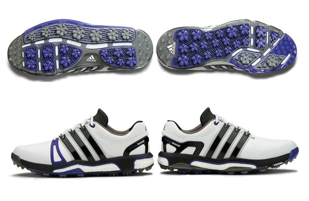 huge selection of 68dc9 eaa8a Adidas to release asymmetrical golf shoes