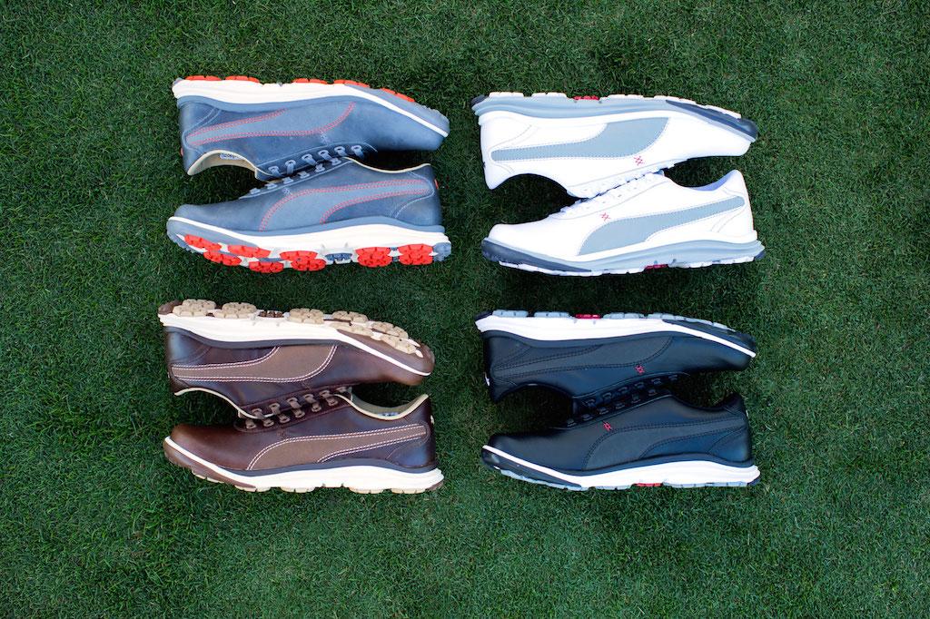 Puma BioDrive Leather golf shoes cater