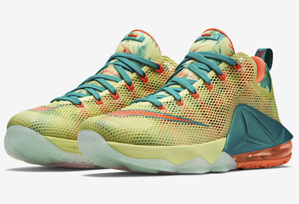 "info for 730c5 06db9 Nike s new Lebron shoe, ""Lebronold Palmer,"" inspired by Arnold Palmer"