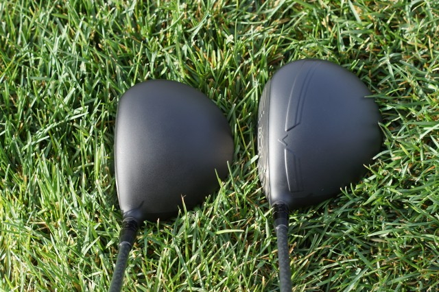 XR Pro (left) vs. XR (right)