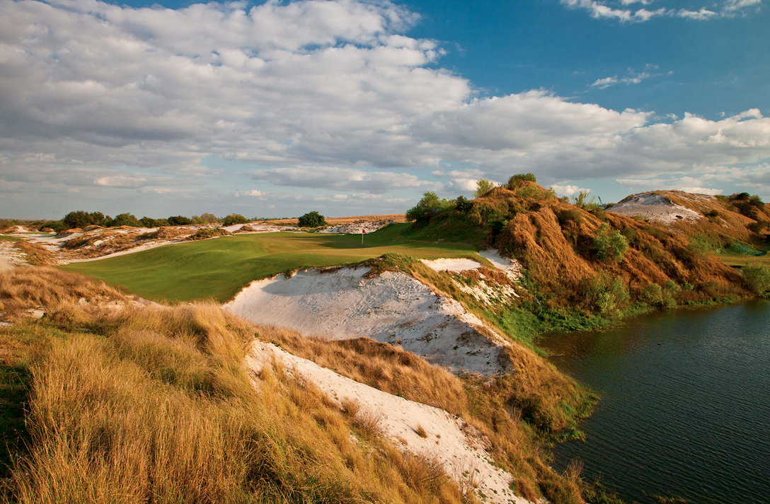 Streamsong, a project McCarty worked on.