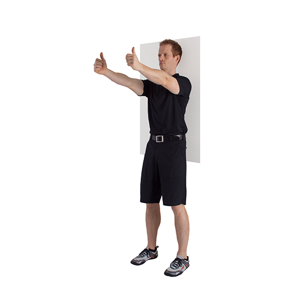 deep core activation - wall