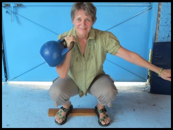The Two Handed Kettlebell Swing May Anchor Your Workout