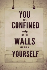 Confined by Walls Image