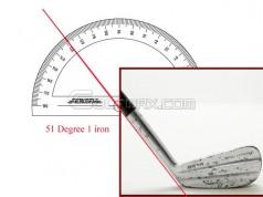 Ben Hogan Lie Angle 1 Iron