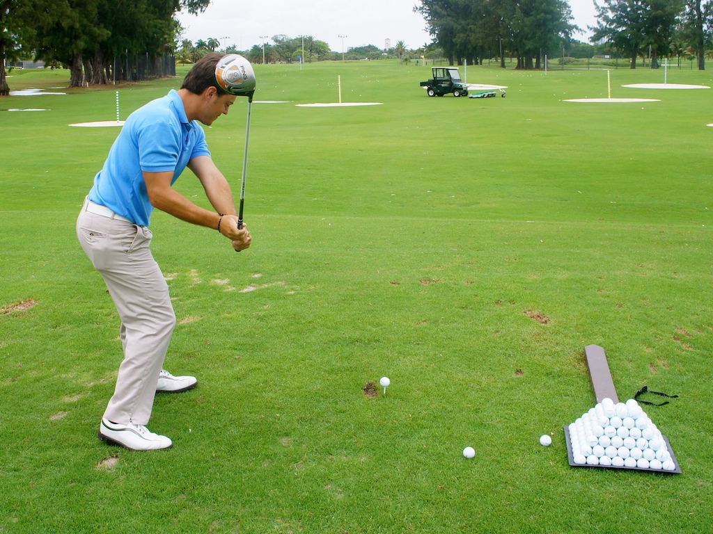 Stickney: Fixing the Spin Out – GolfWRX