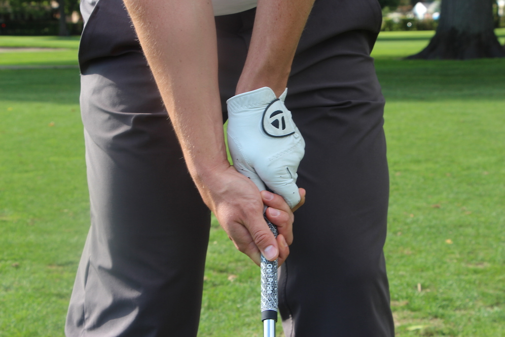 The Problem With A Strong Grip Golfwrx