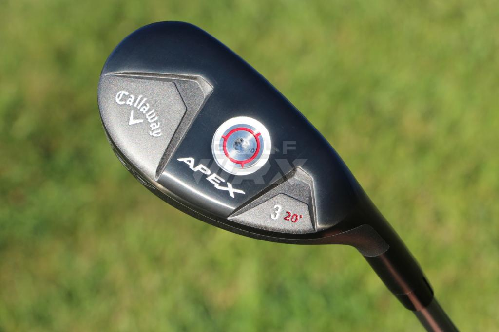 Apex Hybrids A More Iron Like Hybrid From Callaway