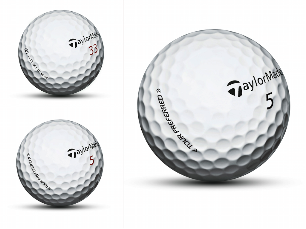 taylormade launches new tour preferred project a golf balls golfwrx
