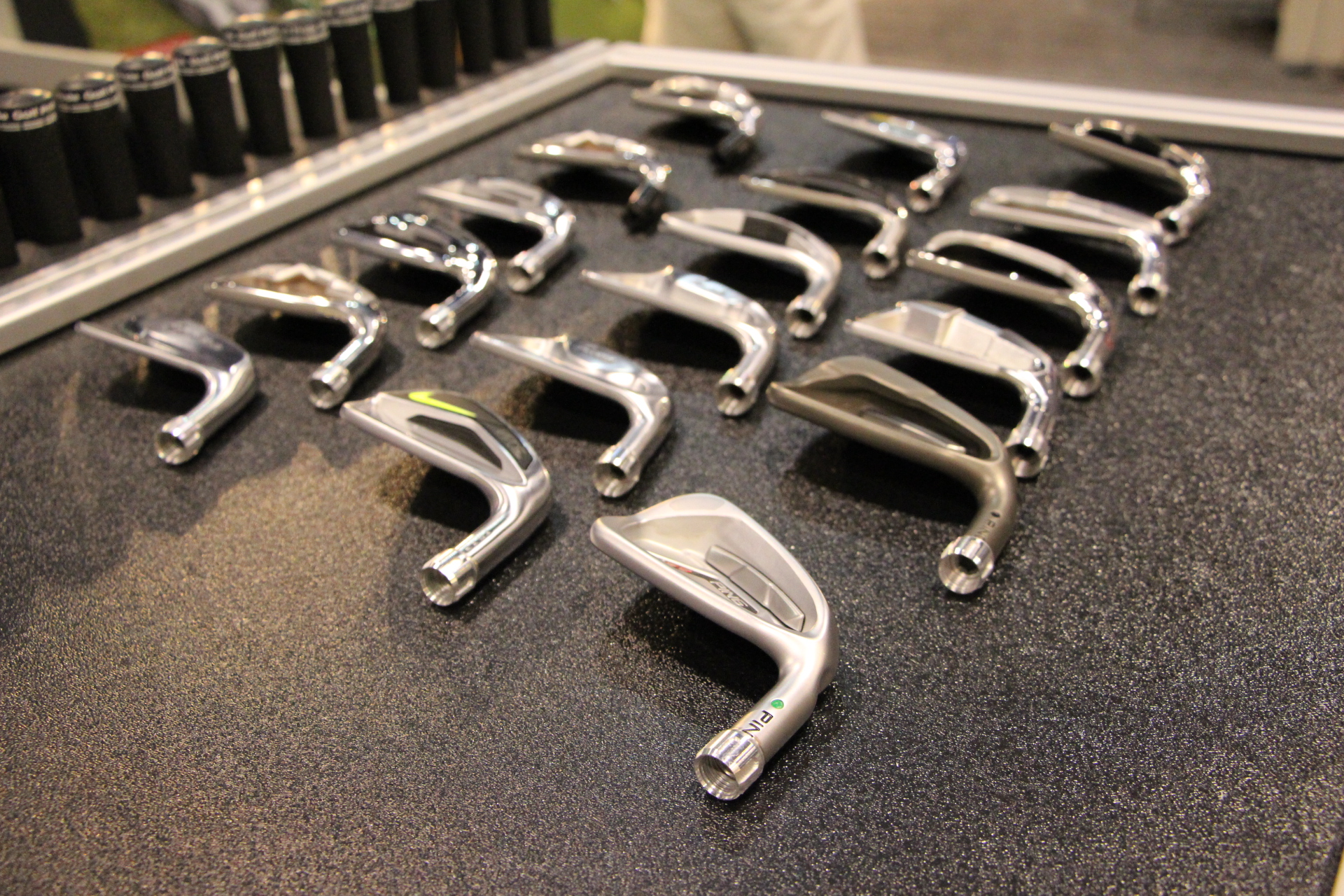 Club-Conex offers universal adpater systems for metal woods, as well as irons and wedges.