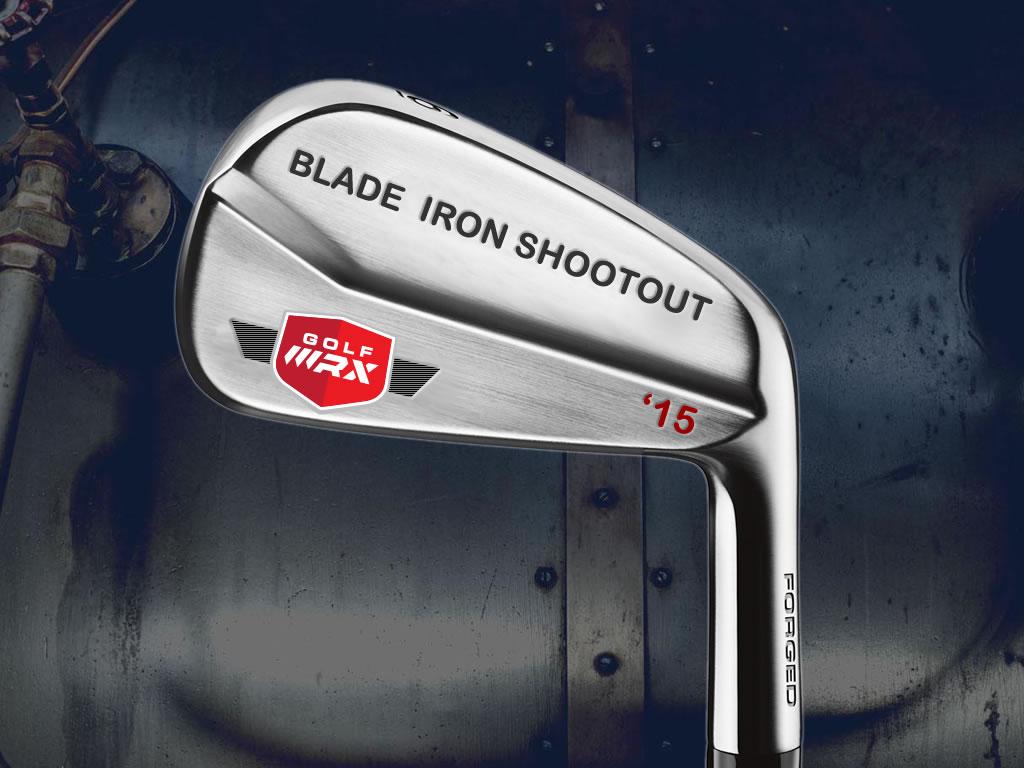 2015 Blade Iron Shootout Golfwrx