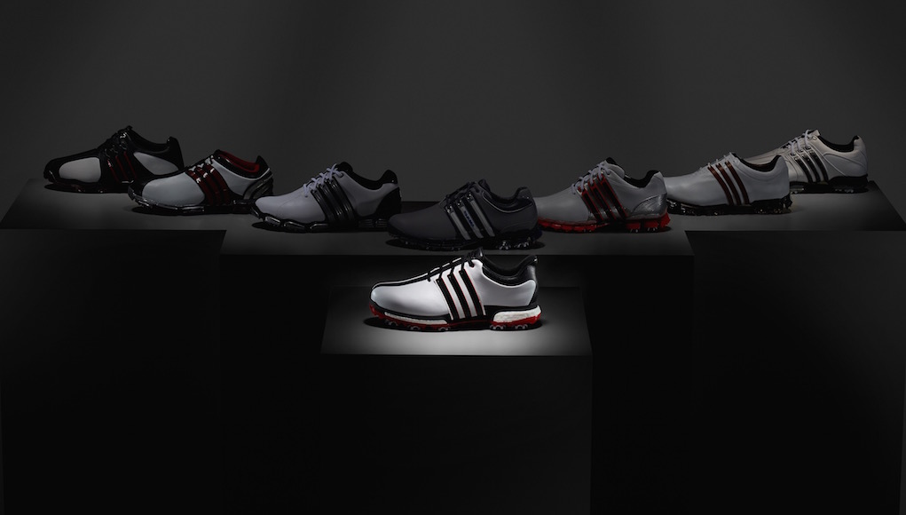 Adidas Tour360 Boost  The culmination of a decade of golf shoe innovation f55ee984e