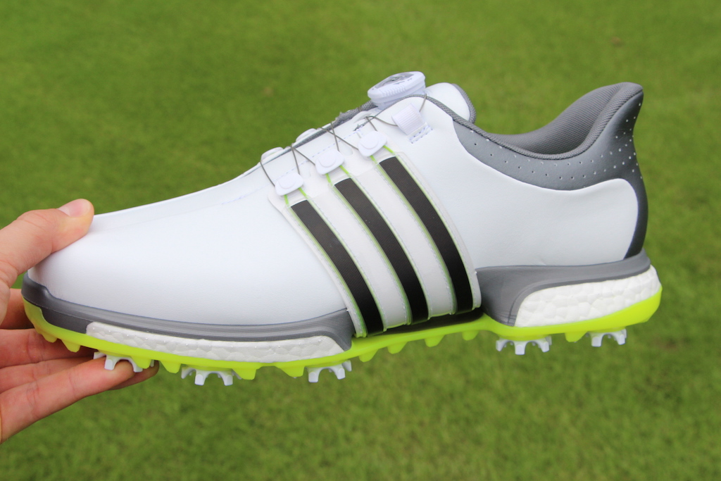 0e199849d644 Adidas Tour360 Boost  The culmination of a decade of golf shoe innovation –  GolfWRX