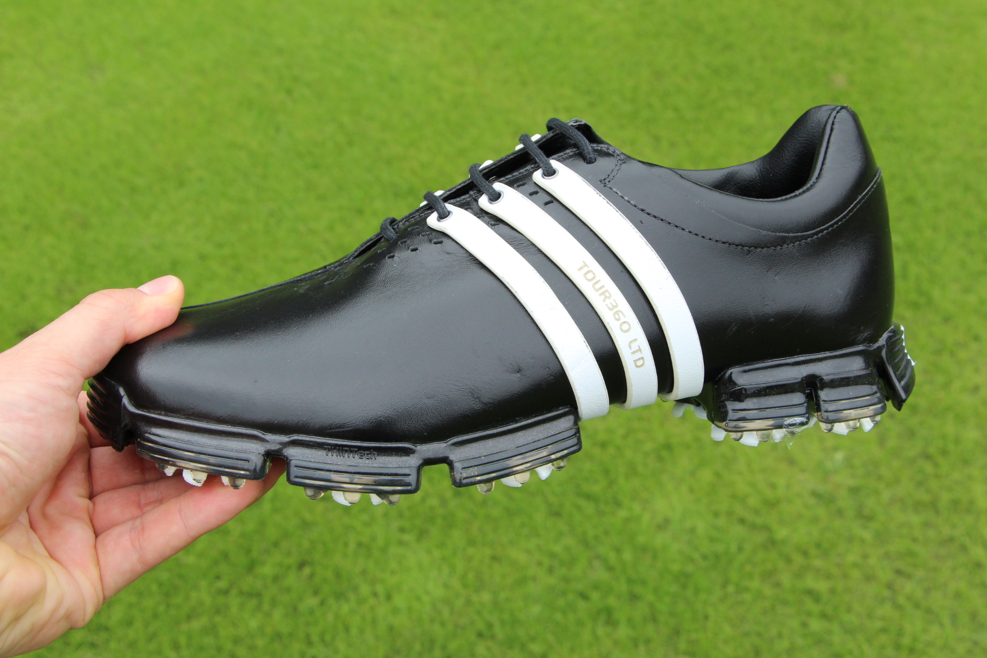 Adidas Tour360 Boost  The culmination of a decade of golf shoe ... 7effea5d4