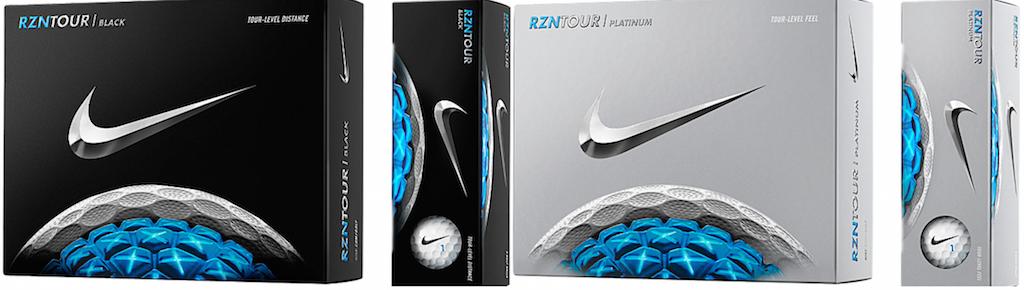 Nike Rzn Black >> Nike Rzn Tour And Rzn Speed Golf Balls Golfwrx