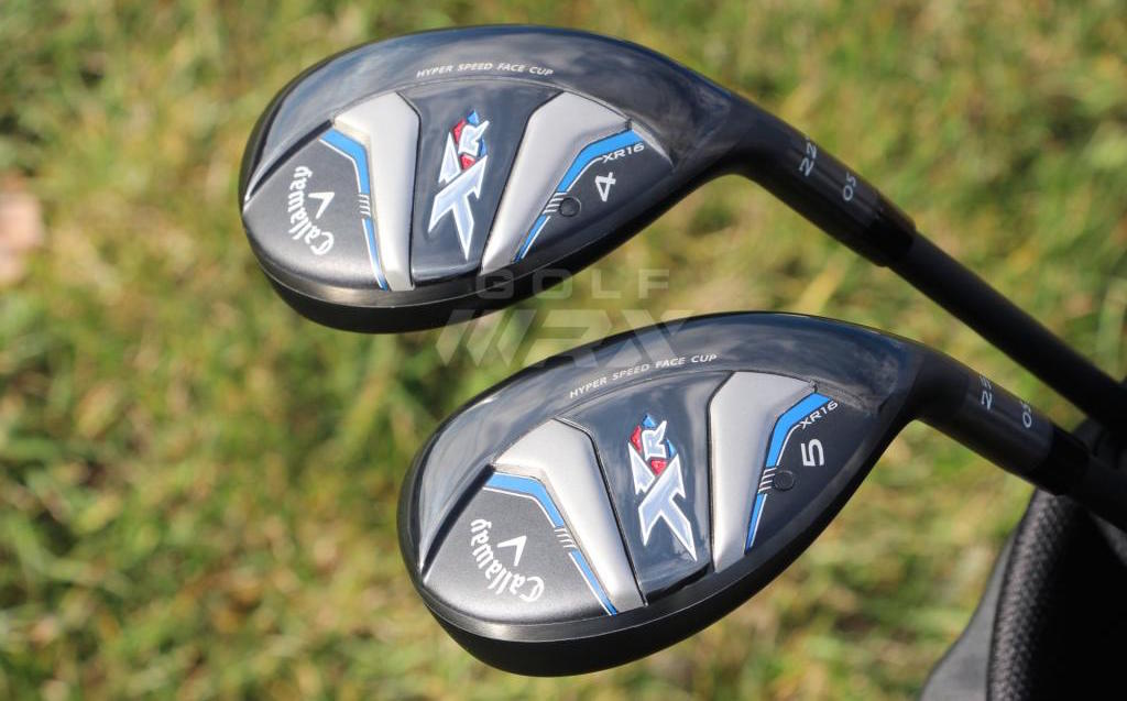 Callaway S New Xr Os Irons And Hybrids Golfwrx