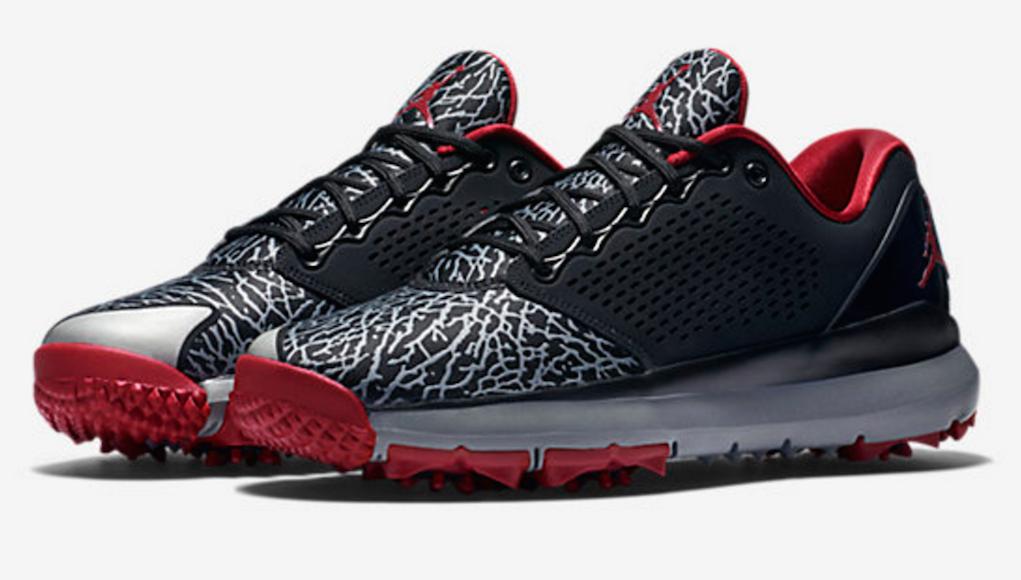 Nike releases Jordan Trainer ST golf