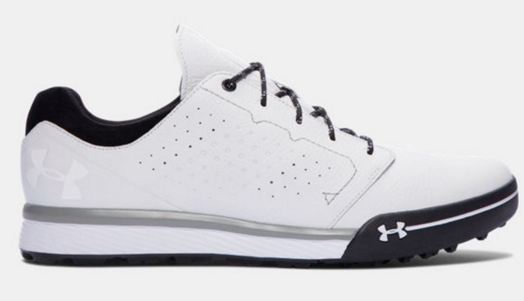 Finally! Under Armour's golf shoes are
