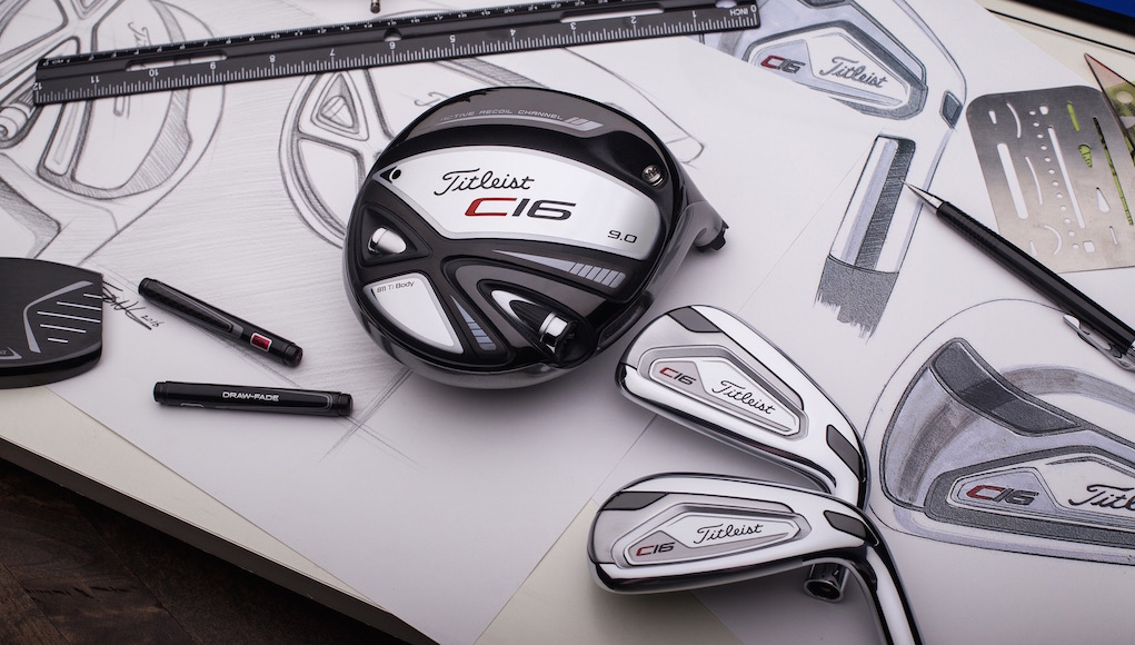 Titleist Concept Clubs_C16 Drivers Irons_1