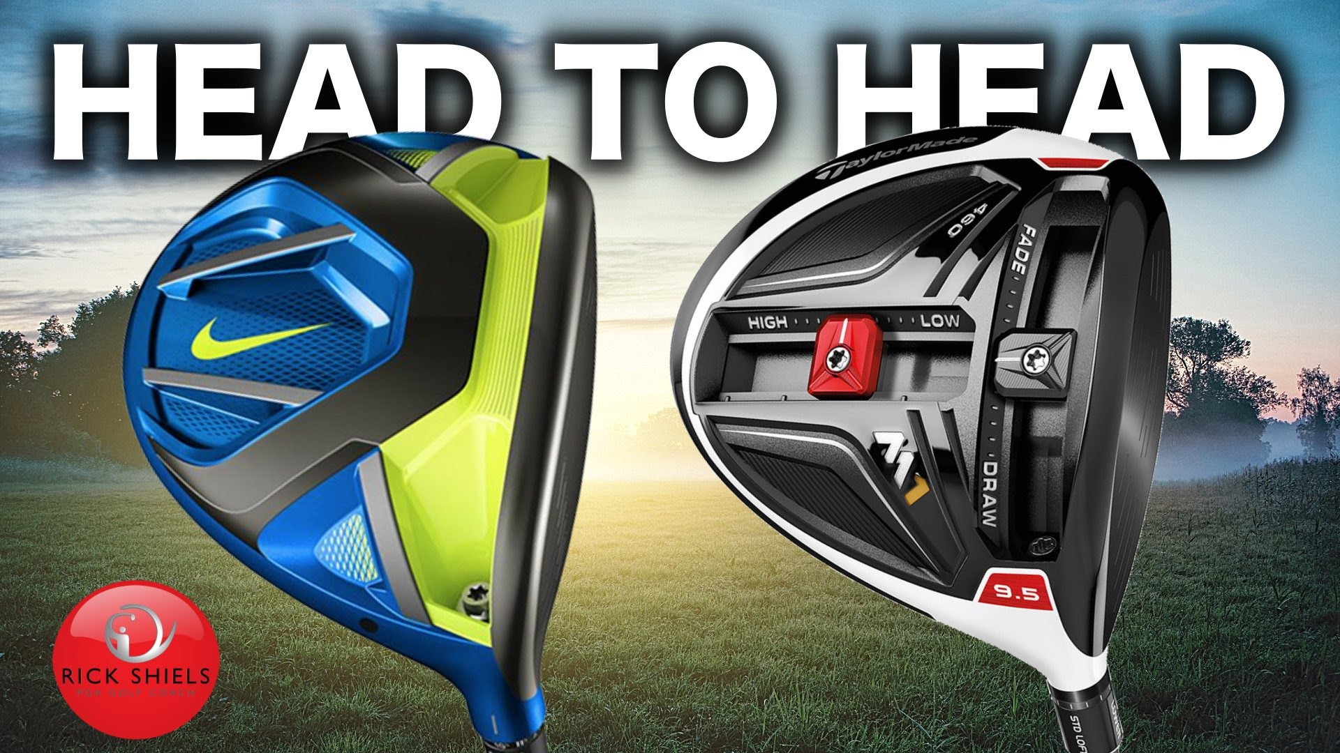 Head-to-Head Driver Test: Nike Vapor Fly Pro v. TaylorMade M1 460 – GolfWRX