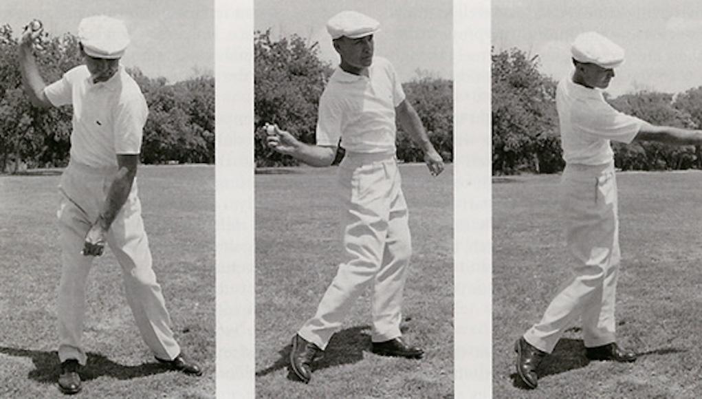 Ben Hogan was right, golf is a sidearm game – GolfWRX