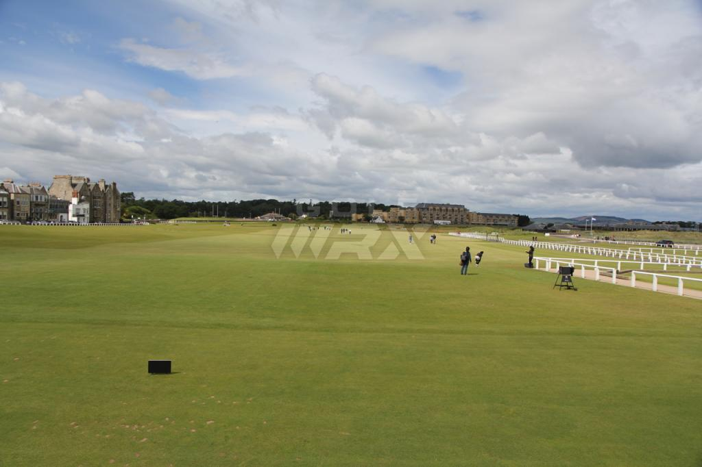 No. 1 at St. Andrews (Old Course).