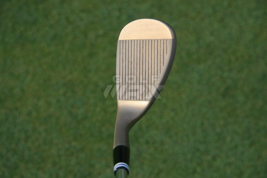 Cleveland's new Tour Raw finish will be the most popular of the company's finishes on Tour.