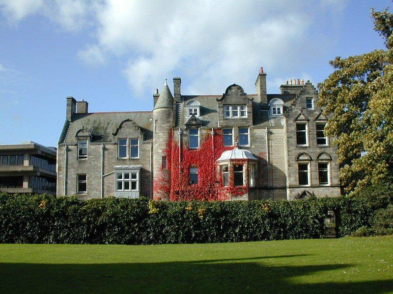 St. Andrews University.