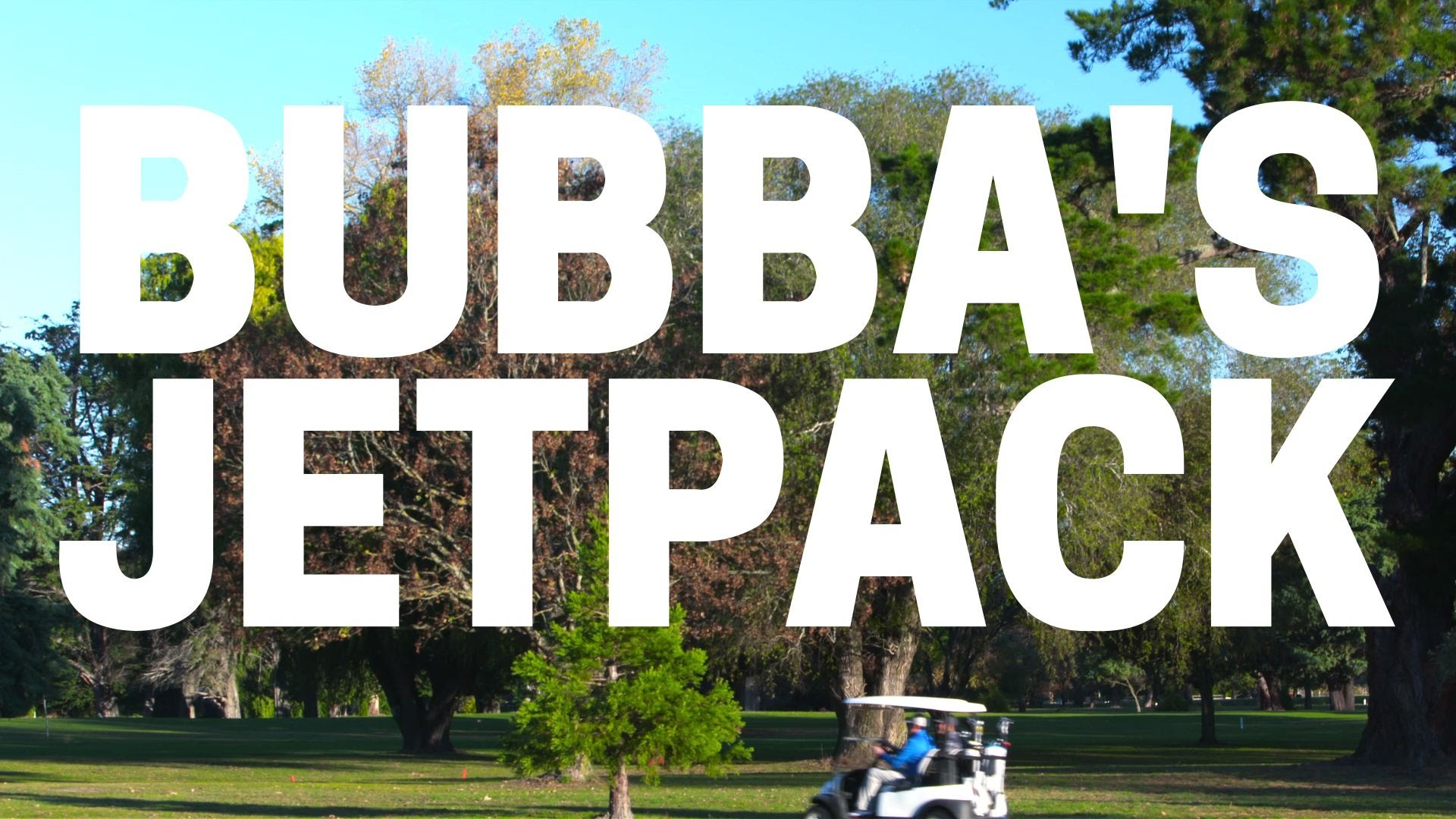 44ee94fe819 Bubba Watson s Jetpack  The future form of transportation in golf ...