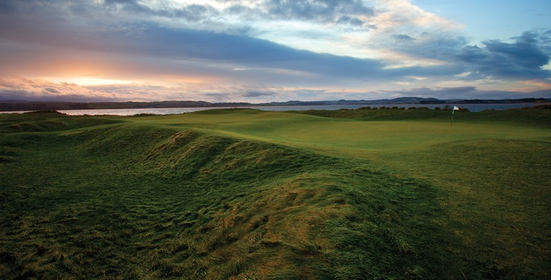 No. 9 at St. Andrews (New Course).