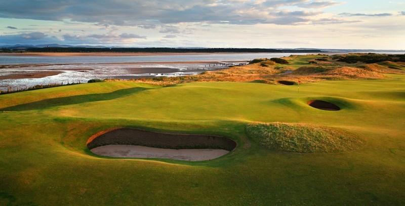No. 11 at St. Andrews (Old Course).
